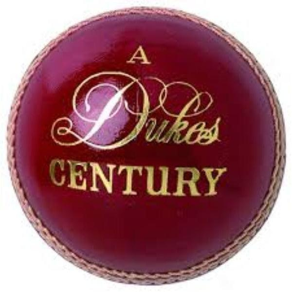 Dukes Century Red - 2 piece Ball (Youth) Sturdy Sports