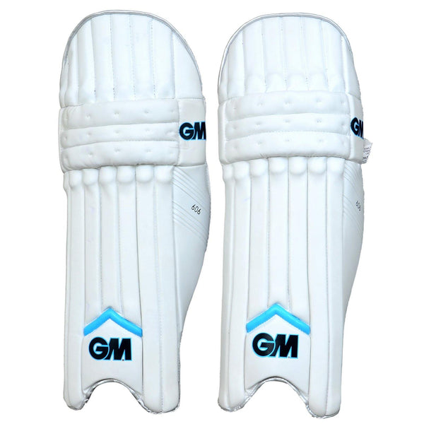 GM 606 Batting Pad (Youth)-Batting Pads - Youth / Boys-GM-Youth-Right Hand-Sturdy Sports