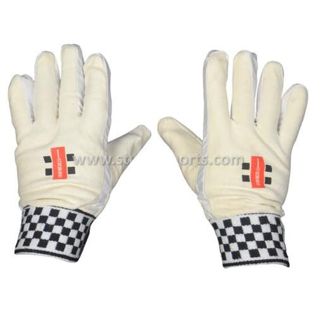 Gray Nicolls Legend Full Chamois Plain Keeping Inners (Mens)-Keeping Inners-Gray Nicolls-Sturdy Sports