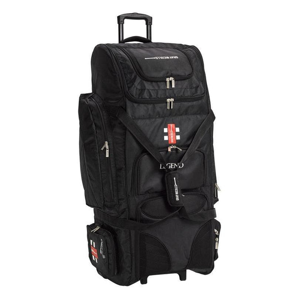 Gray Nicolls Legend Wheel Bag-Wheelie-Gray Nicolls-Sturdy Sports