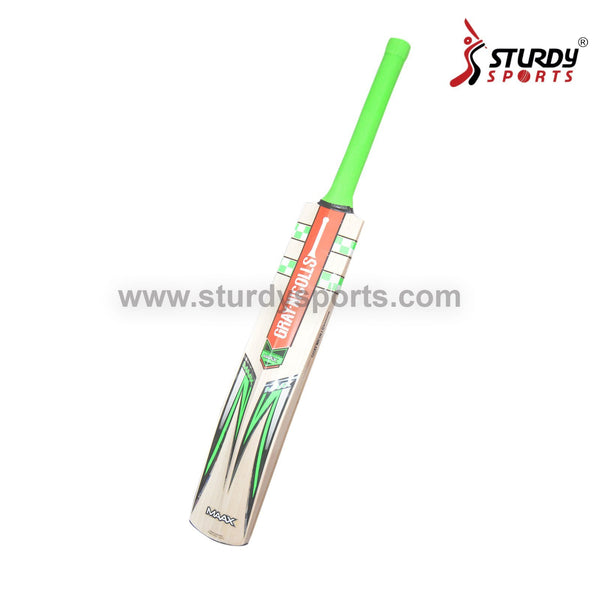 Gray Nicolls Maax 900 Cricket Bat - Harrow-English Willow - Youth / Boys-Gray Nicolls-Sturdy Sports