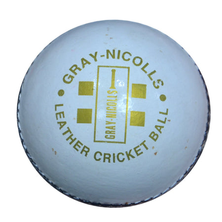 Gray Nicolls Shield - 2 piece Leather Ball (Senior) Sturdy Sports