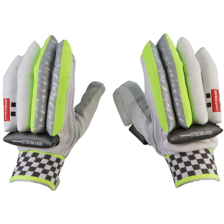 Gray Nicolls Velocity XP1 Academy Batting Gloves - Youth-Batting Gloves - Youth / Boys-Gray Nicolls-Youth LH-Sturdy Sports