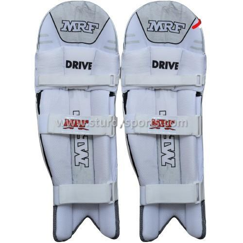 MRF Drive Batting Pads - Mens Sturdy Sports