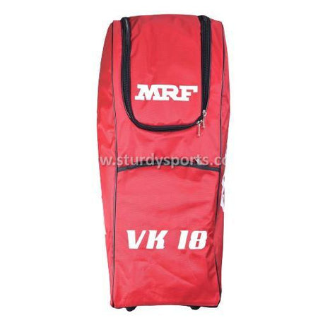 MRF VK 18 Duffle Wheelie Kit Bag Sturdy Sports