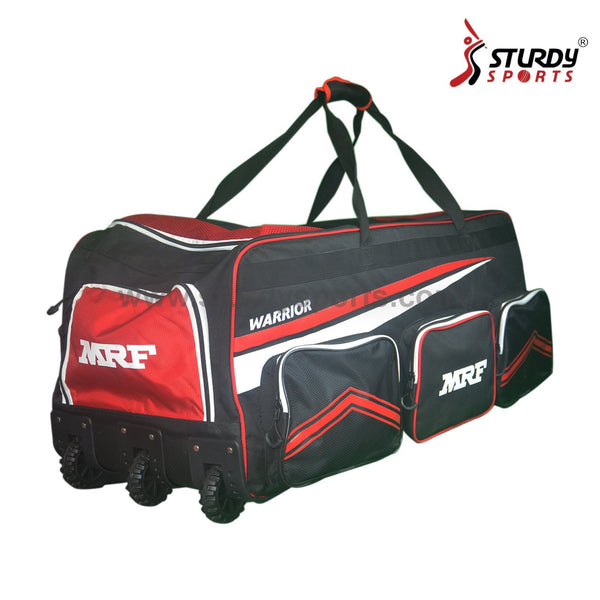 MRF Warrior Wheel Bag Sturdy Sports