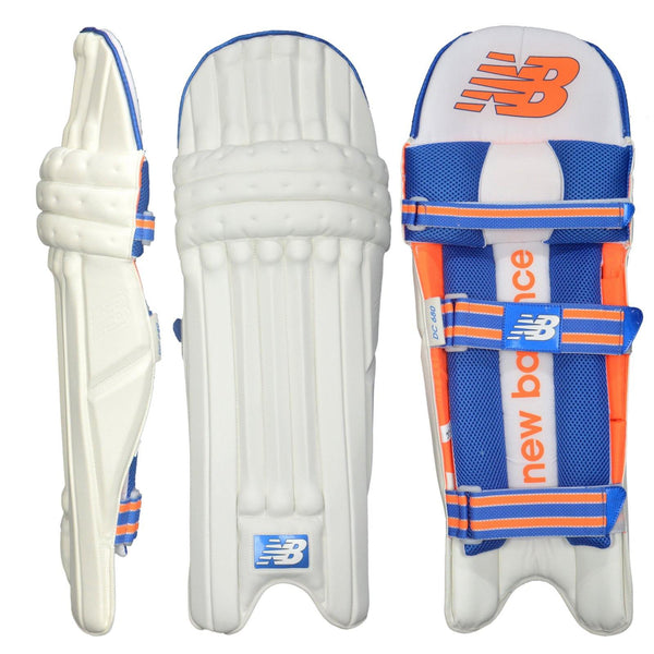New Balance DC 680 - 18/19 Batting Pads - Mens Sturdy Sports