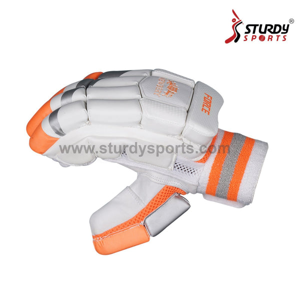Newbery Force Batting Gloves - XS Junior Sturdy Sports