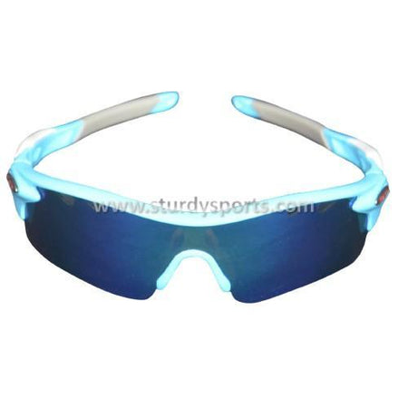 SASA Evolution Sunglasses (Blue Frame / Blue Lens) Sturdy Sports