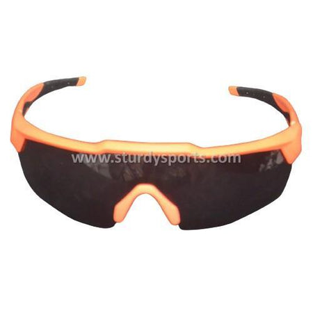 SASA Rebound Sunglasses (Orange Frame / Black Lens) Sturdy Sports
