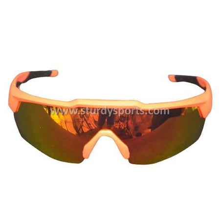 SASA Rebound Sunglasses (Orange Frame / Orange Lens) Sturdy Sports