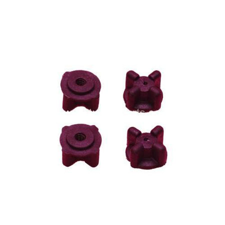 SM Helmet Nut - Pack of 4 Sturdy Sports