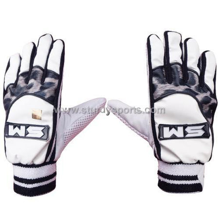 SM Indoor Batting Gloves (Mens) Sturdy Sports
