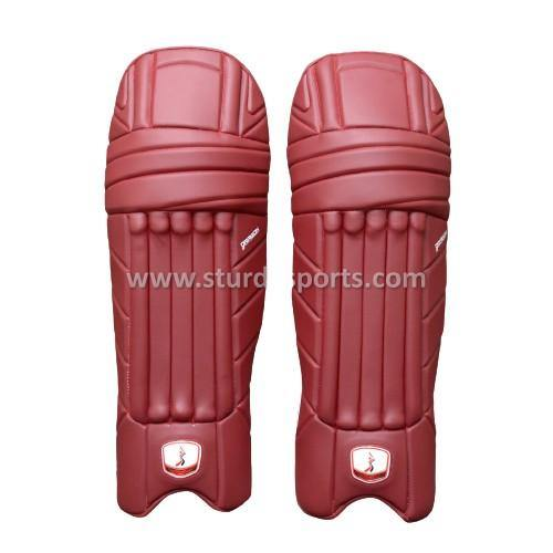 Sturdy Dragon Coloured Batting Pads - Mens Sturdy Sports