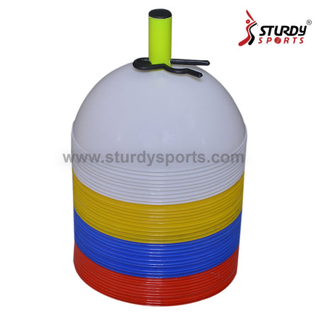 Sturdy Flexible Dome - Set of 40 Sturdy Sports