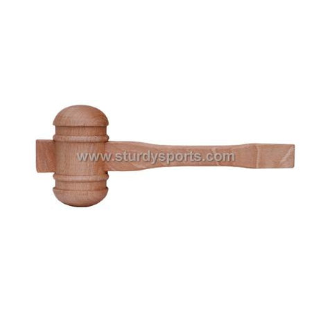 Sturdy Wooden Mallet - Light Sturdy Sports