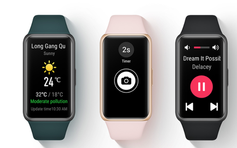 Huawei Band 6 Personal Assistant