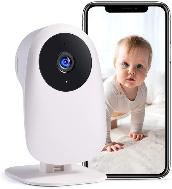 Nooie Baby Wireless CCTV Monitor IPC007