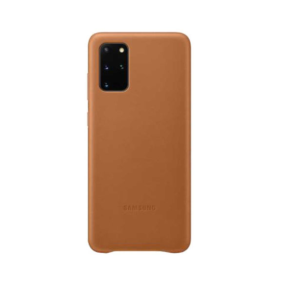 Samsung Galaxy S20+ Leather Cover