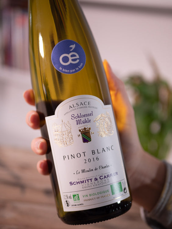 Alsace Pinot Blanc