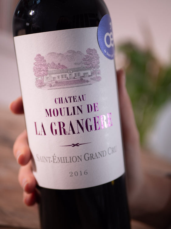Saint-Emilion Grand Cru