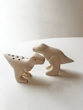 A T-Lab Pole-Pole Wooden Animals