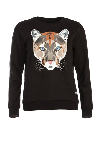 Wild Cat Sweatshirt Cougar