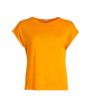 Dora Blouse Tangerine Orange