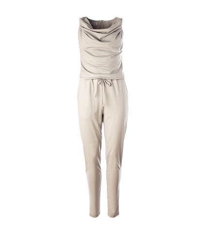 Iona Jumpsuit Light Ecru