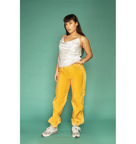 Mellow Joggers Sweet Tangerine - Mahla Clothing