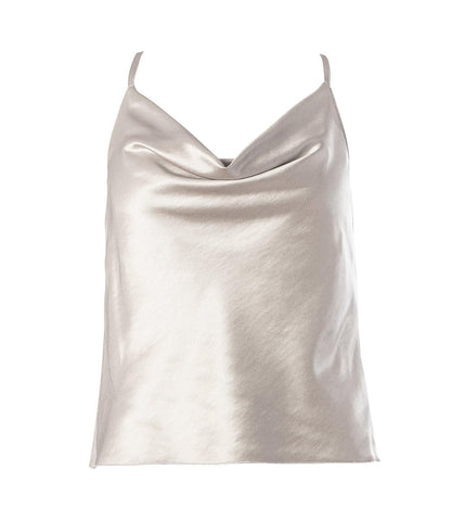 Valerie Top Silver - Mahla Clothing