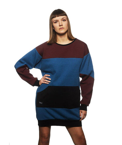 Tangram Long Sweatshirt