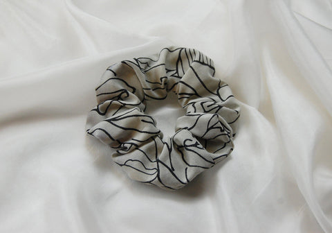 Scrunchie - Lines - Mahla Clothing