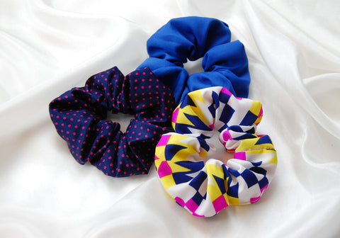 Scrunchie 3-piece Pack - Mahla Clothing