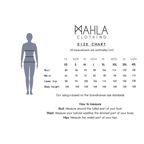 Wendla Dress - Mahla Clothing