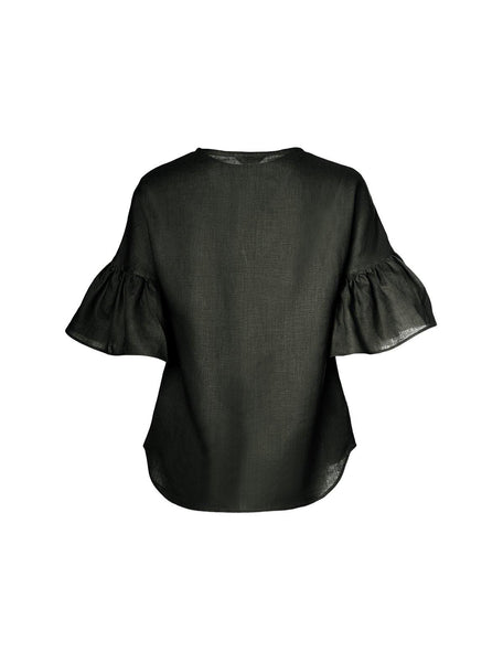 Liia Blouse Black