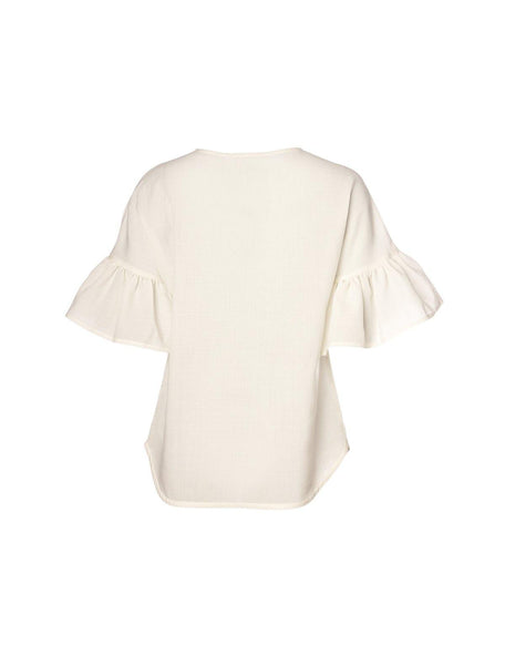 Liia Blouse White