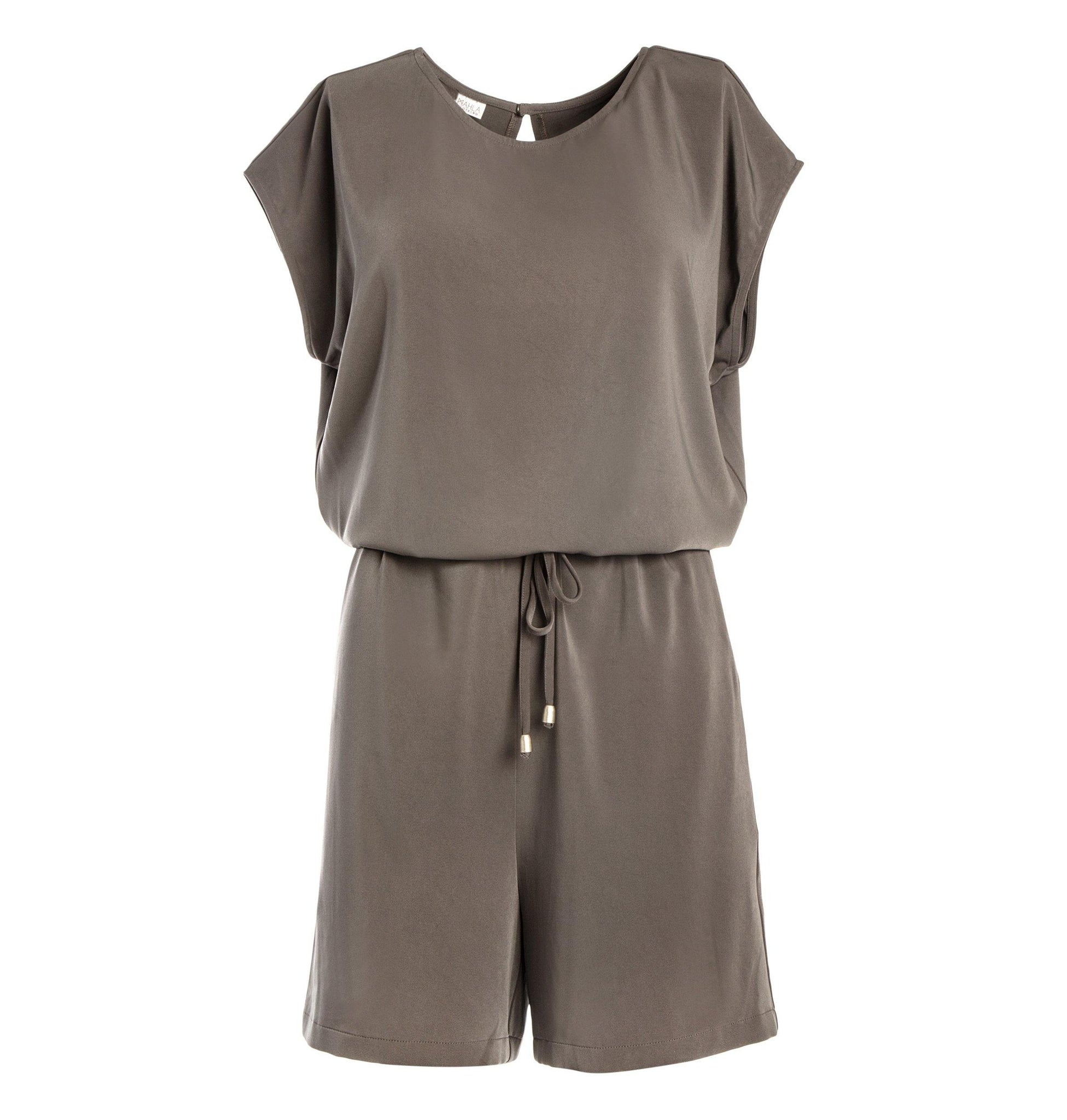 Ninne Playsuit Grey