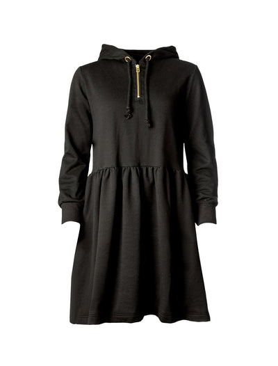 Ragna Hoodie Dress - Mahla Clothing