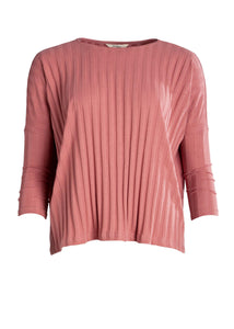Inge Blouse Rose Powder