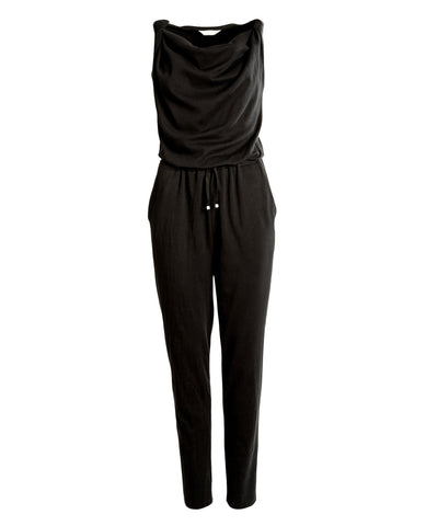 Iona Jumpsuit Black
