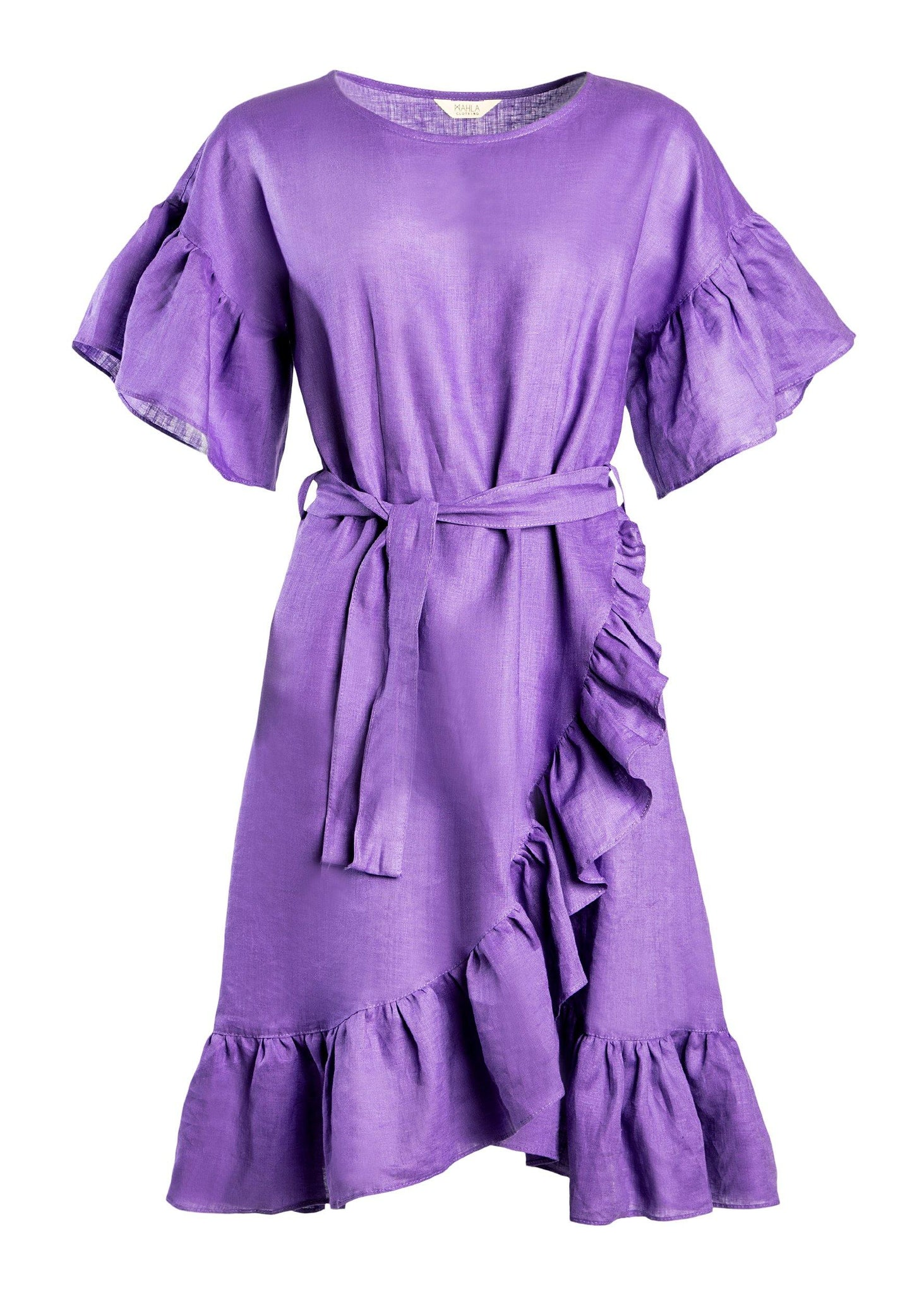 Jacaranda Dress