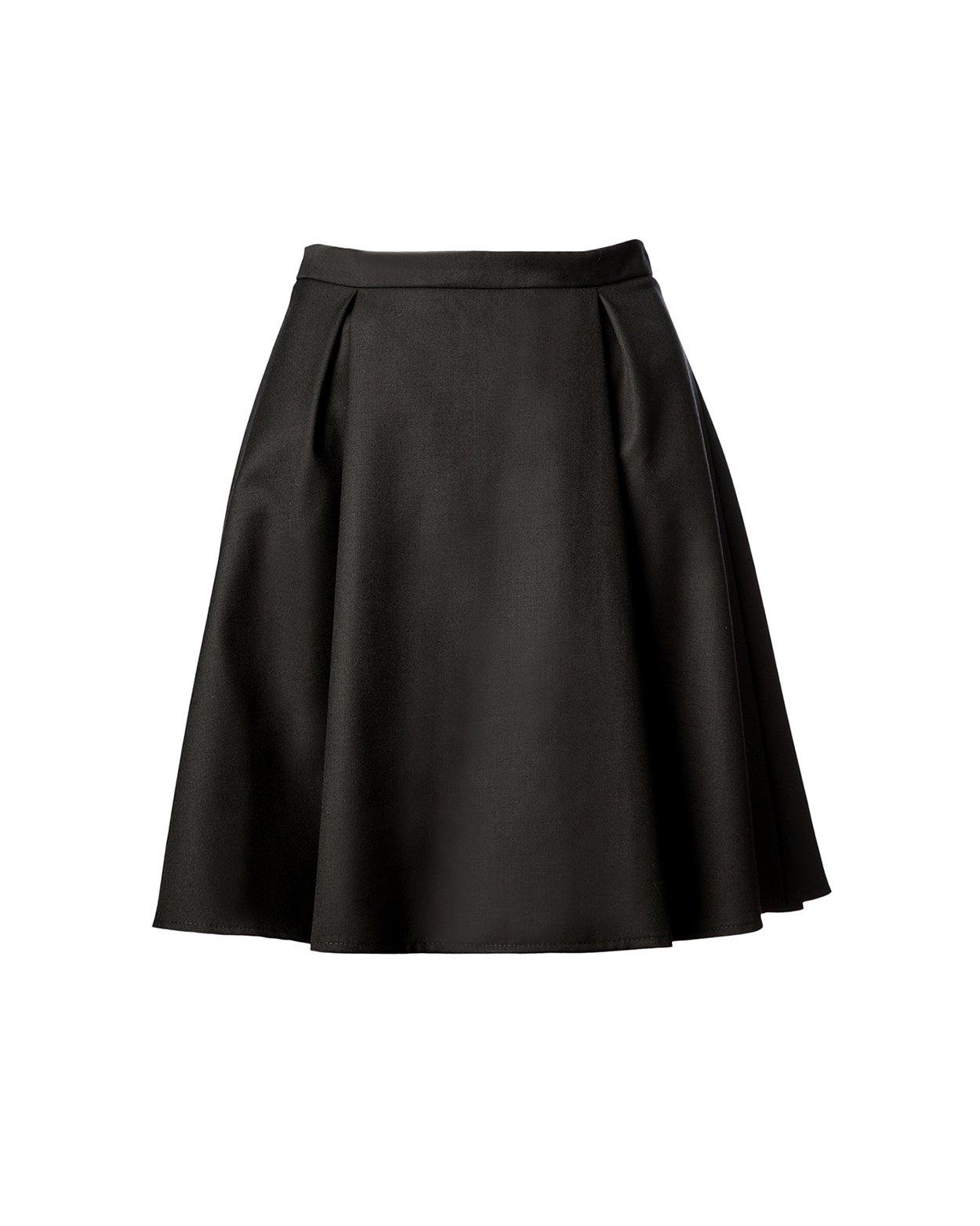 Saima Skirt Black