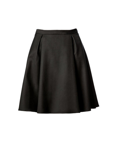 Saima Skirt Black - Mahla Clothing