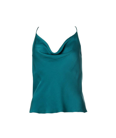Valerie Top Emerald Green - Mahla Clothing