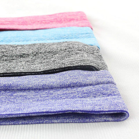 Women's Shiny Sports Headband (5 Colors)