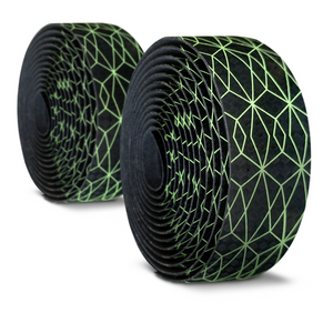 [US] Alien Pros Bike Handlebar Tape CARBON (Set of 2)