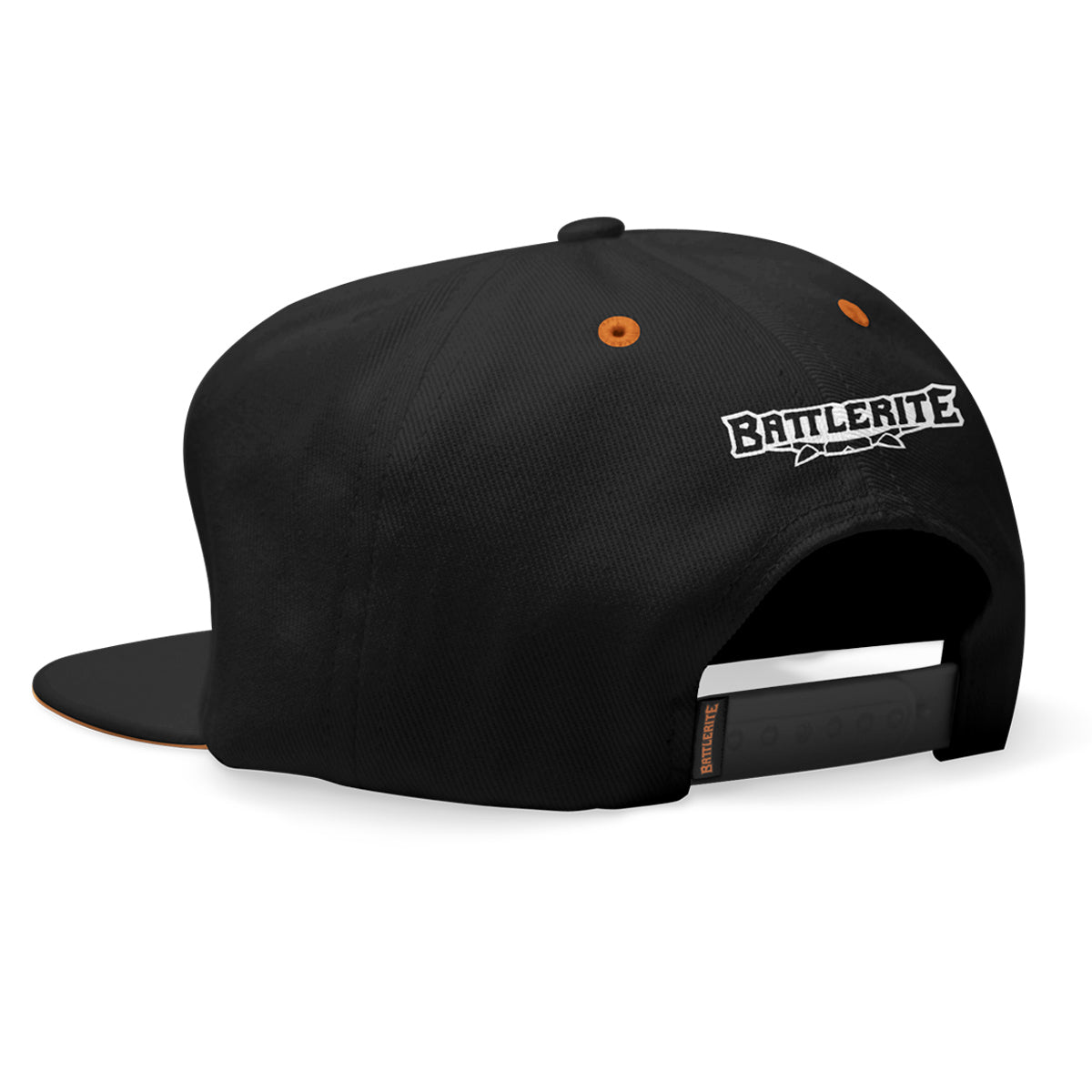 Battlerite black & orange snapback