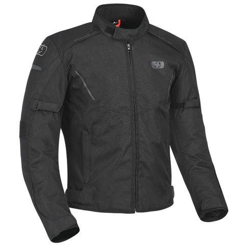 Oxford Delta Jacket Stealth Black