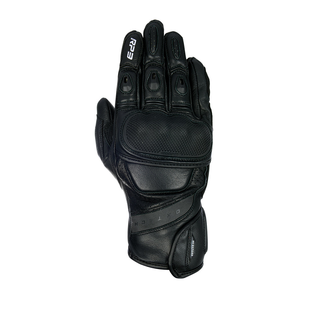 Oxford RP-3 Sports Short Glove in Tech Black